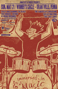 POSTER 2 Drummer